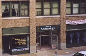 The South Side of Scientology Buffalo