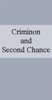 Criminon and Second Chance Program